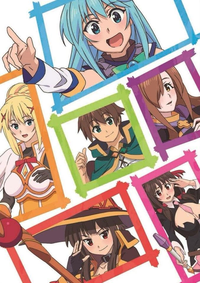 Kono Subarashii season 3