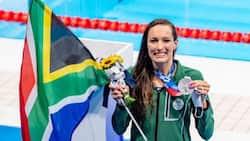Halala: South Africans celebrate swimmer Tatjana Schoenmaker for bagging silver in Tokyo Olympics