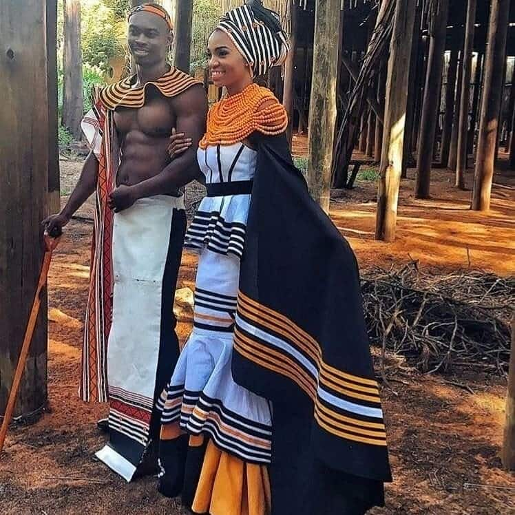 20+ Xhosa traditional attire for women in 2019 ▷ Briefly SA