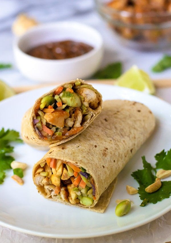 5 easy and healthy chicken wrap recipes Chicken wrap ideas chicken wrap recipes chicken wrap