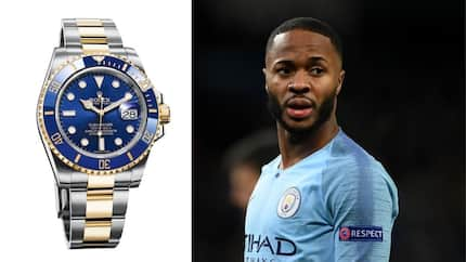 Man City stars gift back room staff £7,000 worth Rolex wrist watches each
