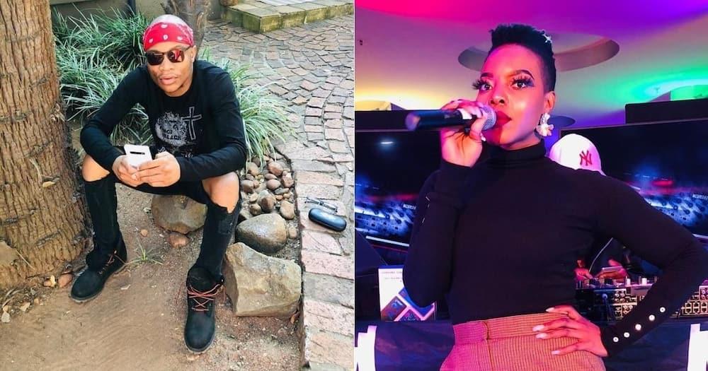 Master KG praises Nomcebo Zikode's new Song titled Xola Moya Wam'