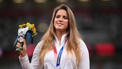 Olympics silver medalist Maria Andrejczyk auctions medal to help fund infant's treatment
