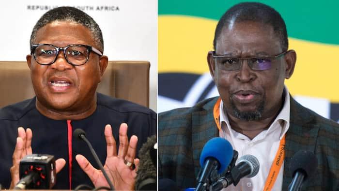 SA wants clarity on eTolls, Mbalula passes the buck to Finance Minister Enoch Godongwana