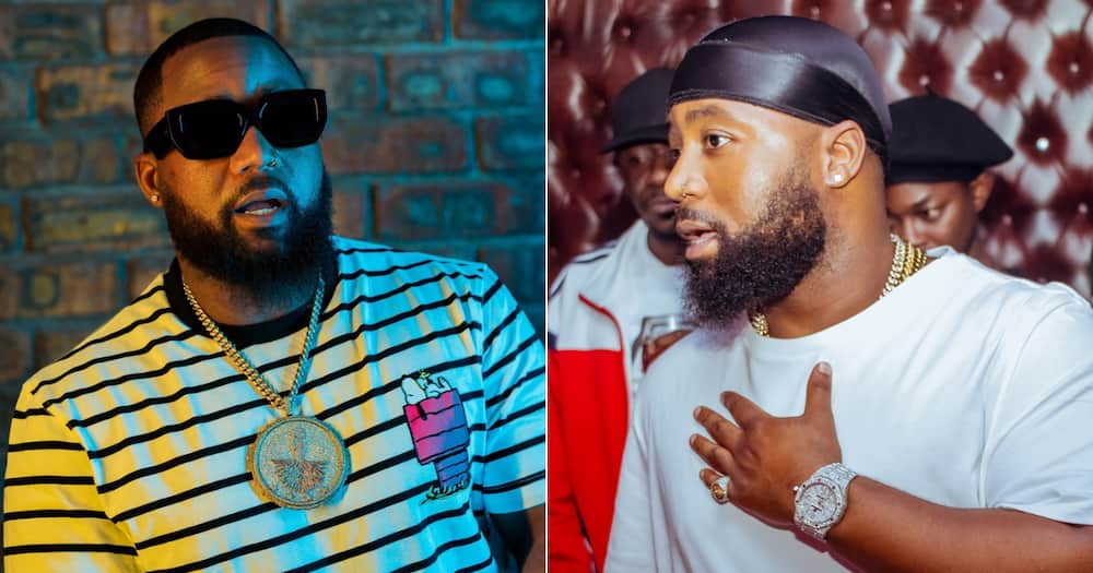 Cassper Nyovest claims that his latest single 'Siyathandana' is the biggest song in Mzansi