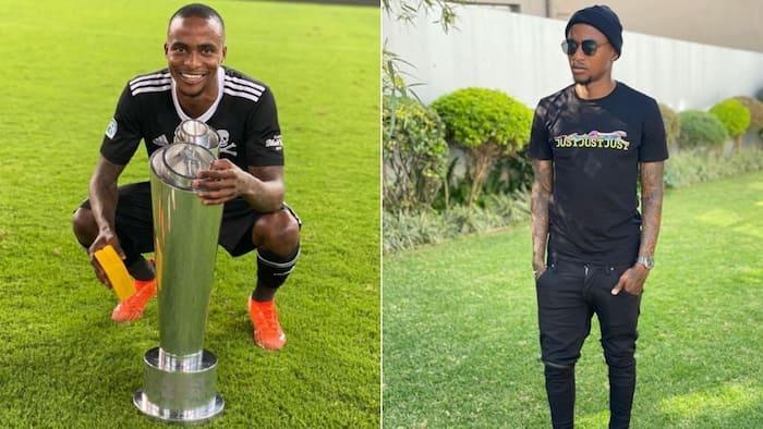 Thembinkosi Lorch's birthday: 3 Facts about the Orlando Pirates and Bafana Bafana star