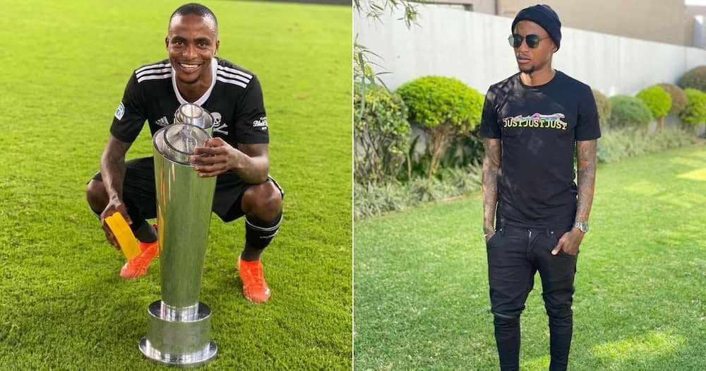Thembinkosi Lorch, Birthday, 3 Facts, Orlando Pirates, Bafana Bafana