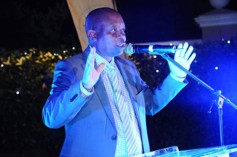 Herman Mashaba confident political party will win major municipalities