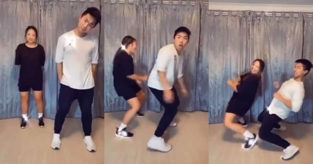 Video of siblings amazing dance wows Mzansi