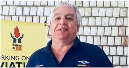 Meet Nico Heyns, the hero pilot who died fighting Garden Route blaze