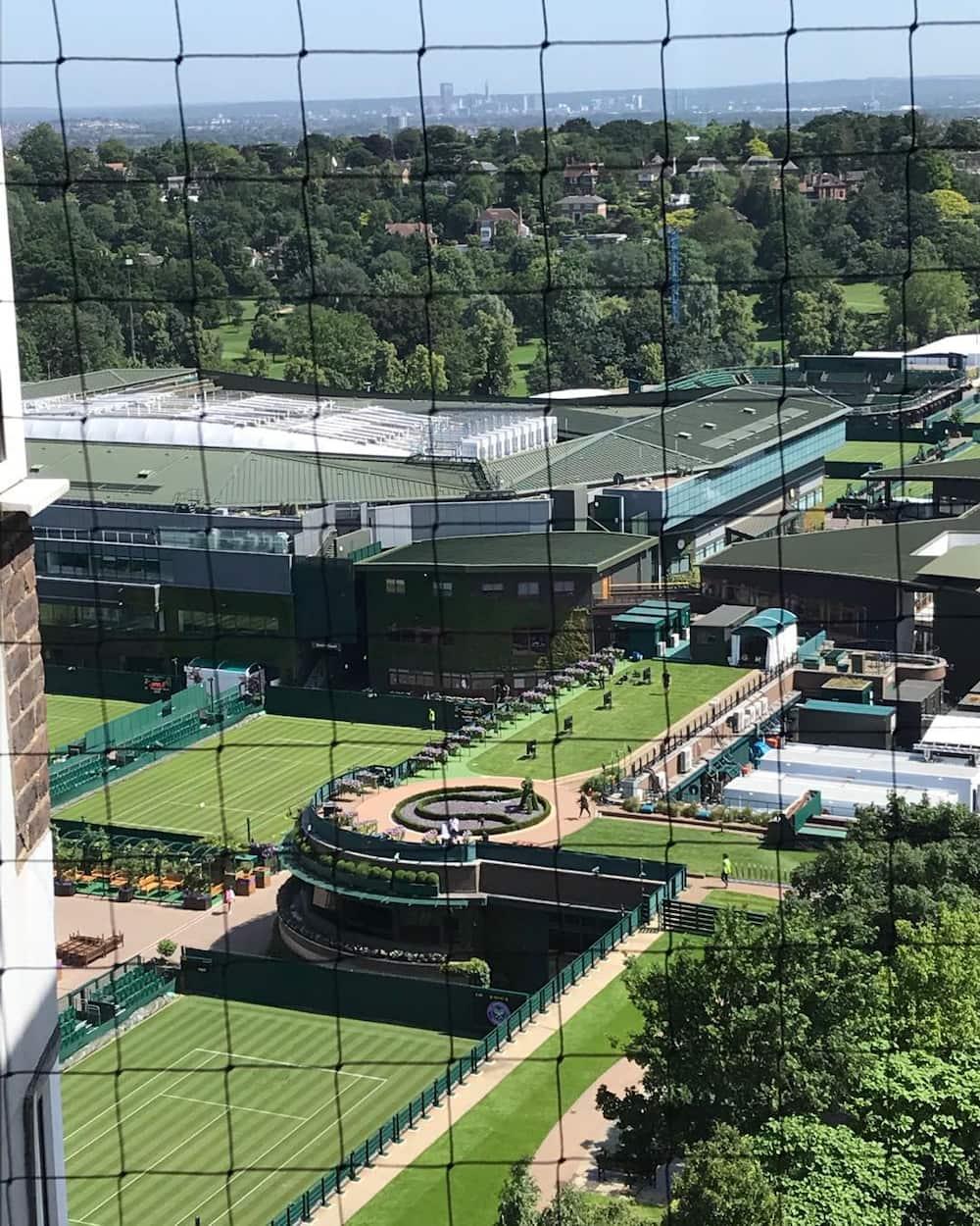 tennis tournament 2019