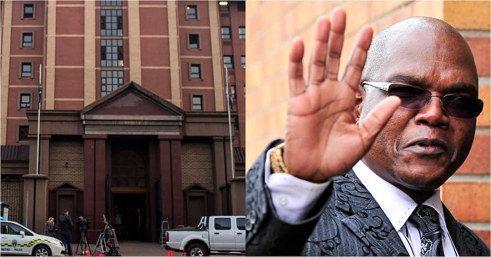 Richard Mdluli, Mthembeni Mthunzi given five years by High Court