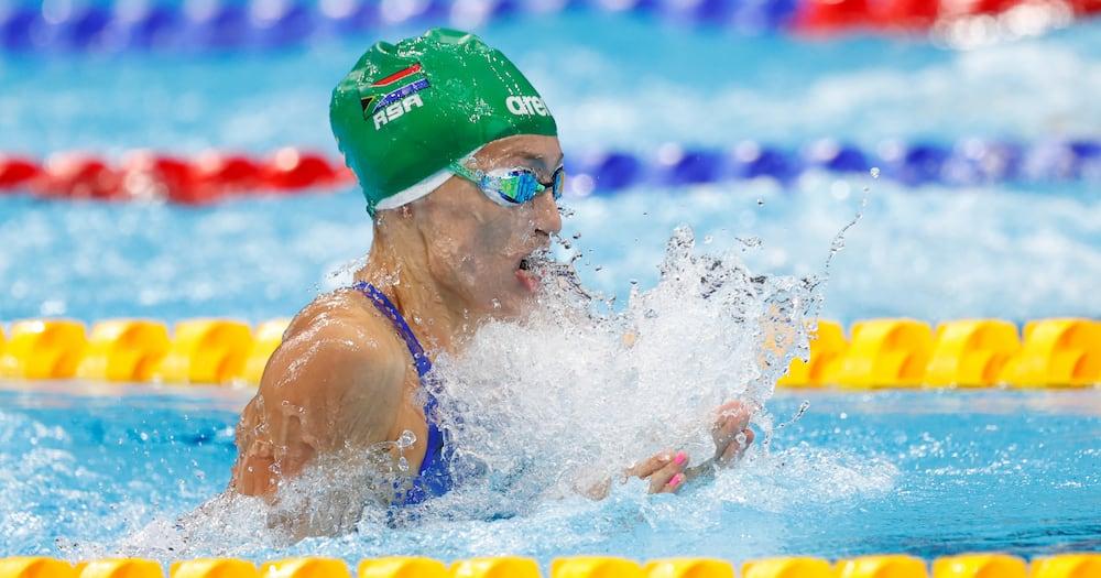Tatjana Schoenmaker, Olympic Record, Team South Africa, Mzansi