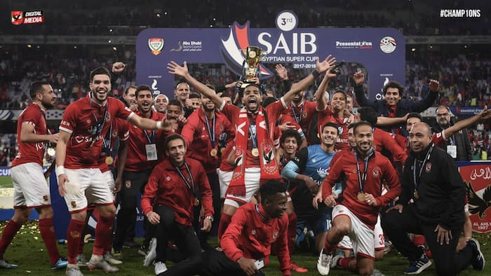 Top 10 richest football clubs in Africa 2021