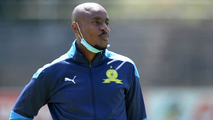 """Rulani Mokwena responds to Hugo Broos' claims about Bafana sabotage: """"Difficult situation"""""""