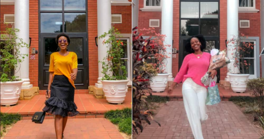 Woman, 27, Go back to School, University, Right Choice, Mzansi encourages her