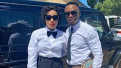 DJ Tira and Gugu Khathi flamed for showing out at Nelli Tembe's funeral