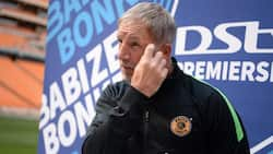 Kaizer Chiefs: Stuart Baxter explains why he changes goalkeepers with each match