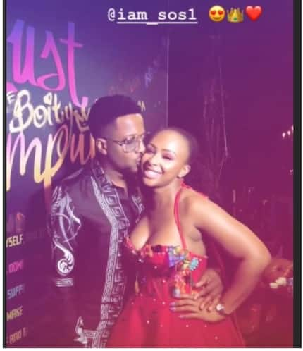 Who is Boity Thulo boyfriend?