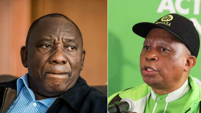 Political party to sue Ramaphosa over riots, cluster ministers in firing line