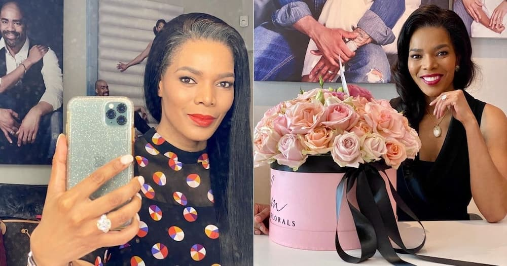 Connie Ferguson works hard to keep youth intact: 5 favourite workouts