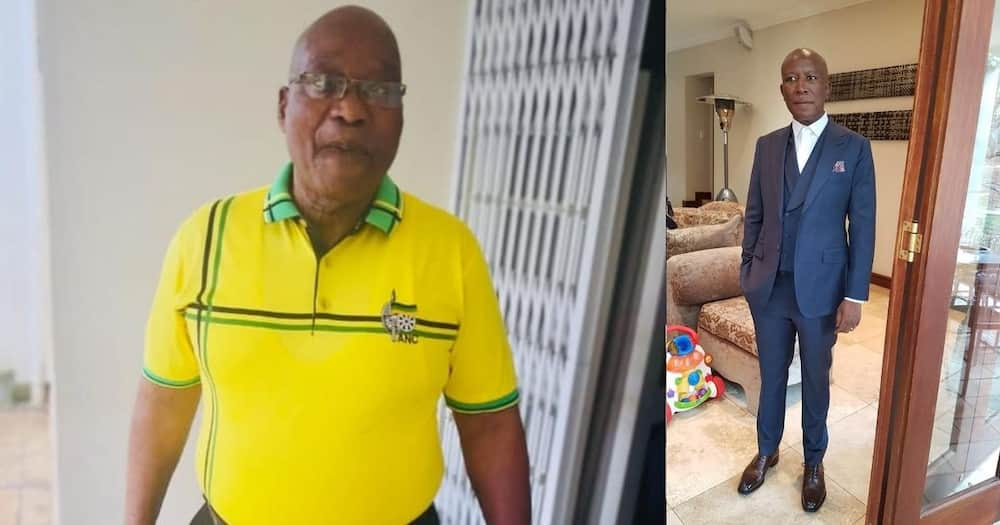 Jacob Zuma Instructs ANCYL Not to Block Malema's Entry to Nkandla