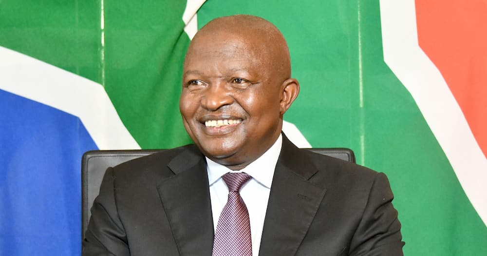 Mabuza's health rumours addressed amid Integrity Commission claims