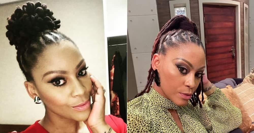 Video, actress Letoya Makhene, allegedly, owes, Bolt drivers, money