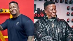 "DJ Fresh wishes EFF happy birthday, SA reacts: ""An alleged rapist given a platform"""