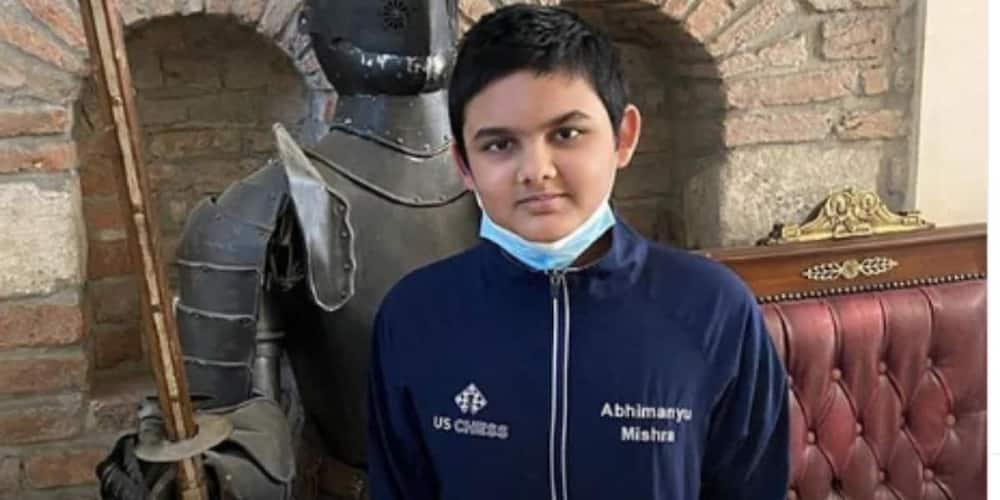 Abhimanyu Mishra is a champion