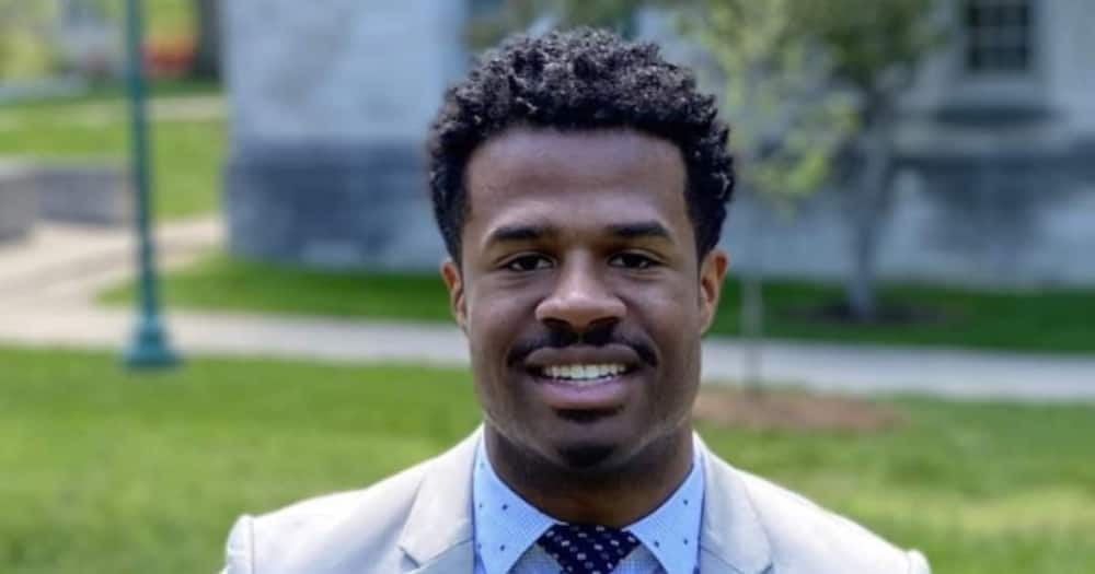 Maths 'Shack': Genius student becomes 1st Black person to earn PhD in Mathematics from Indiana University