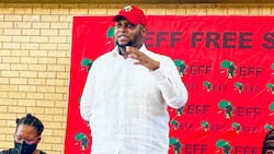 EFF's Floyd Shivambu says SA is the most racist country in the world
