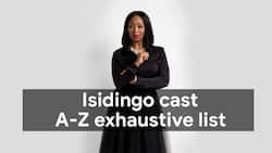 All the Isidingo cast members that you should check out