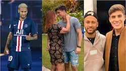 Neymar's mum,52, reunites with 23-year-old lover after separation