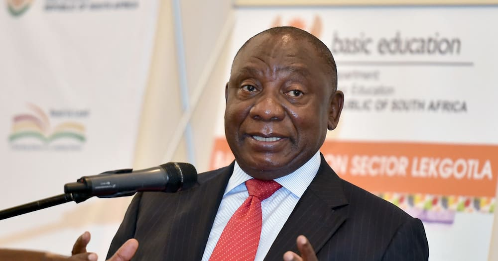 President Ramaphosa Lays Down the Law, Warns Disobedient ANC Members