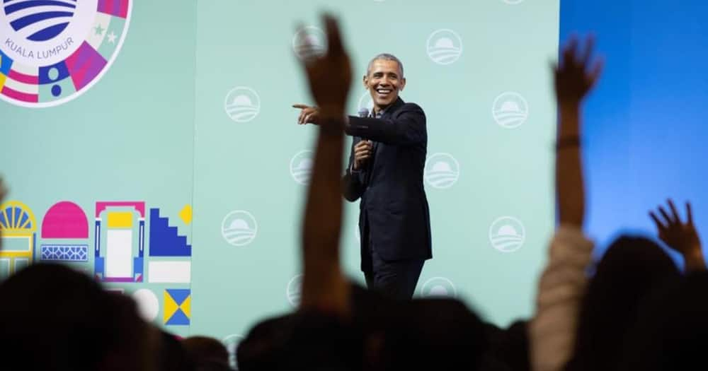 Barack Obama hits campaign trail for Joe Biden, tells US youth to create new normal by voting in ex-VP