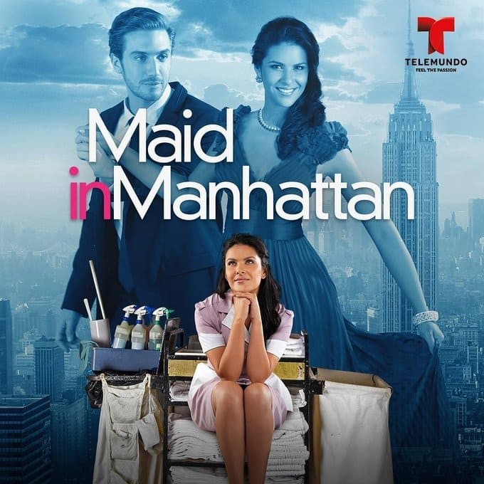 Maid in Manhattan on eExtra teasers