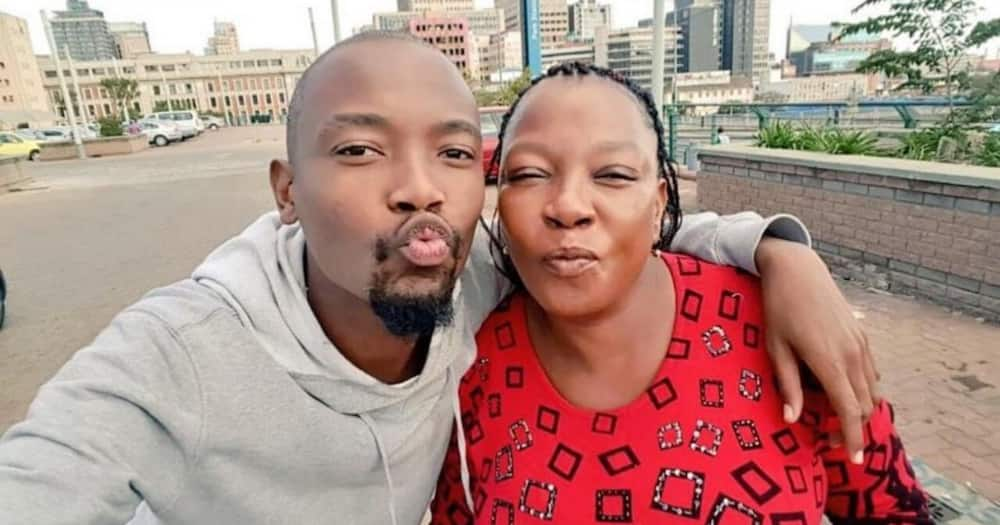 """""""I Owe You Everything"""": Moshe Ndiki Posts Hearfelt Tribute to His Mother"""
