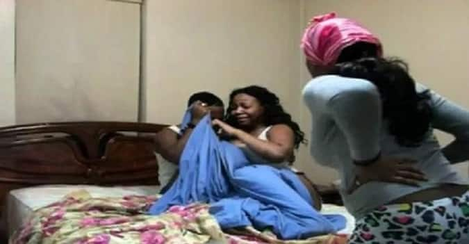 Lady says Women Cheat Because Their Husbands don't Satisfy them; adds Evidence