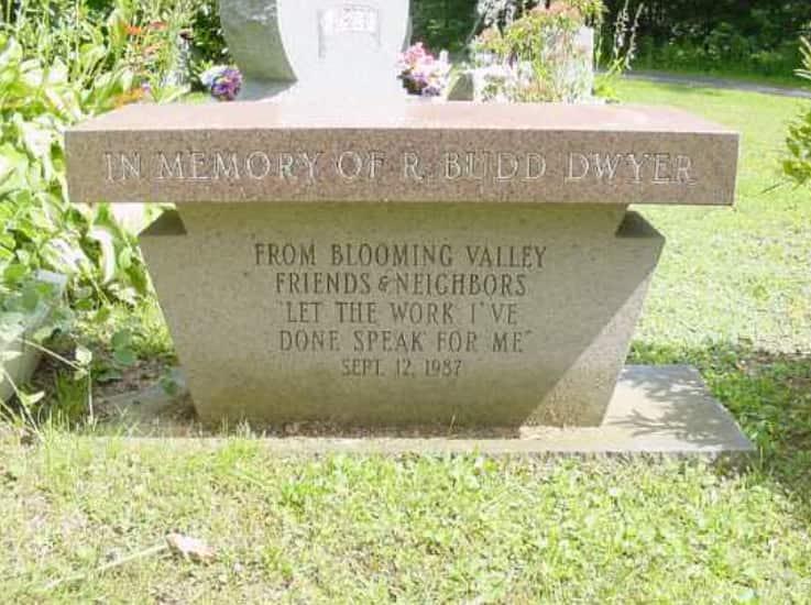 Mr Dwyey gravesite