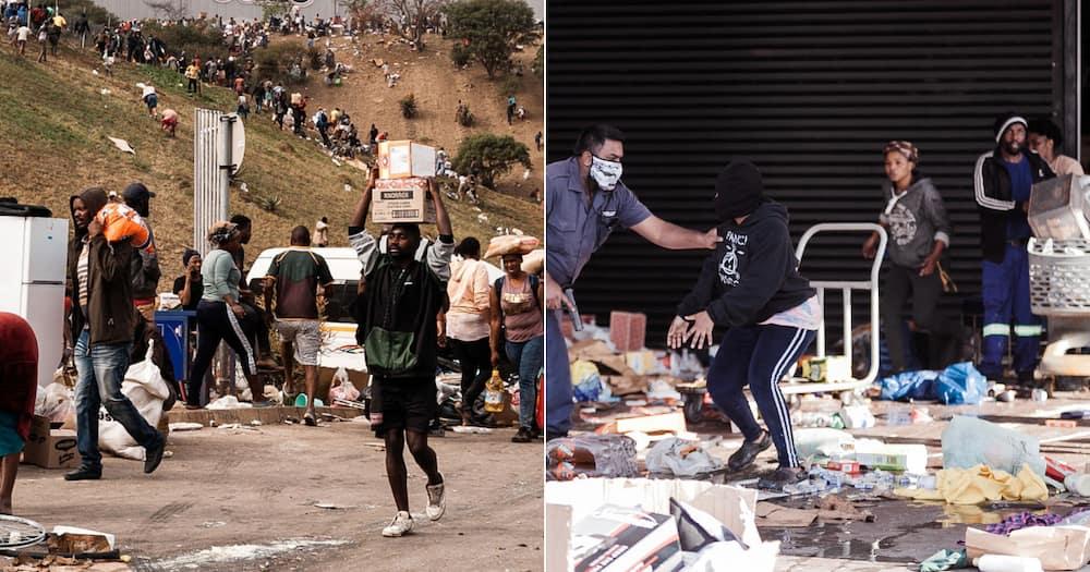 SA Unrest,State-Owned Insurer, Sasria National Treasury, KwaZulu-Natal, Gauteng