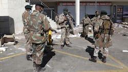 President Cyril Ramaphosa keeping just 10k members of SANDF deployed until September