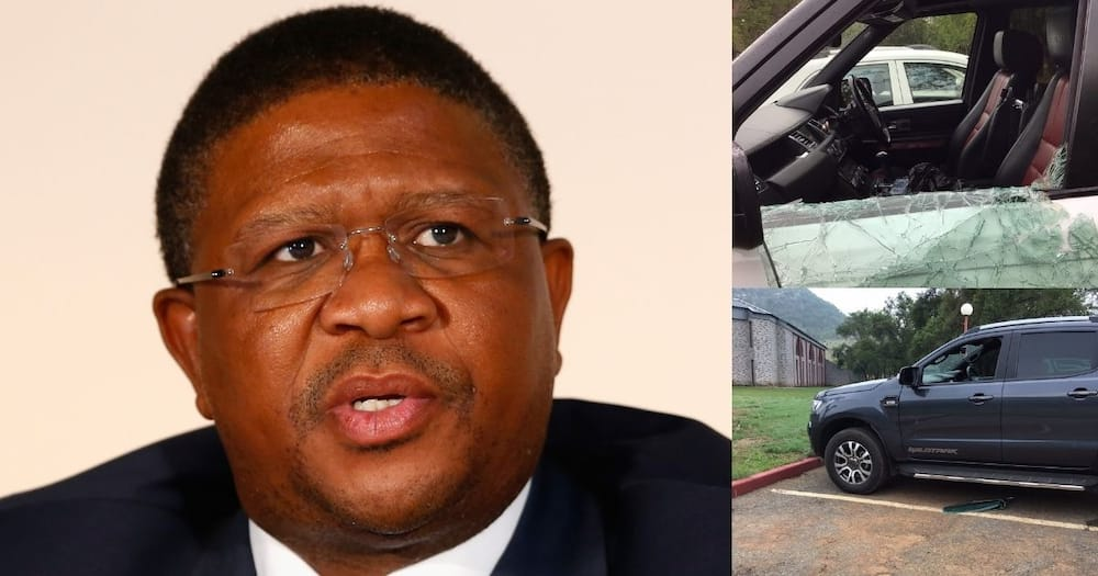 IA OFF: Haibo: Even Mbalula can't believe holiday robbery at hotel
