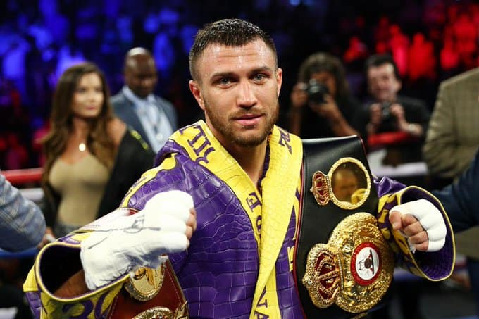 Who is the best boxer 2020?