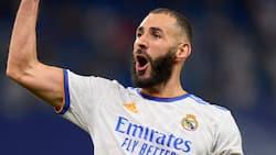 Real Madrid vs Celta Vigo: Benzema scores emphatic hat trick in huge drubbing