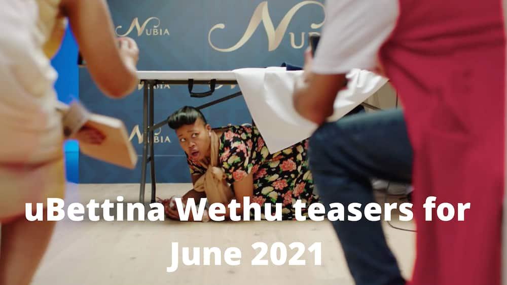 uBettina Wethu teasers