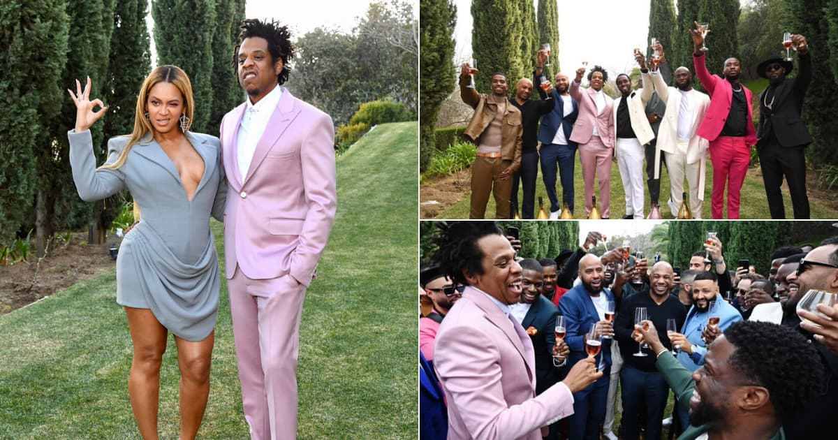 Jay Z, Beyoncé host Roc Nation Brunch: Diddy toasts black excellence - Briefly.co.za