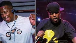 DJ Fresh joins Mzansi in paying tribute to music legend, HHP