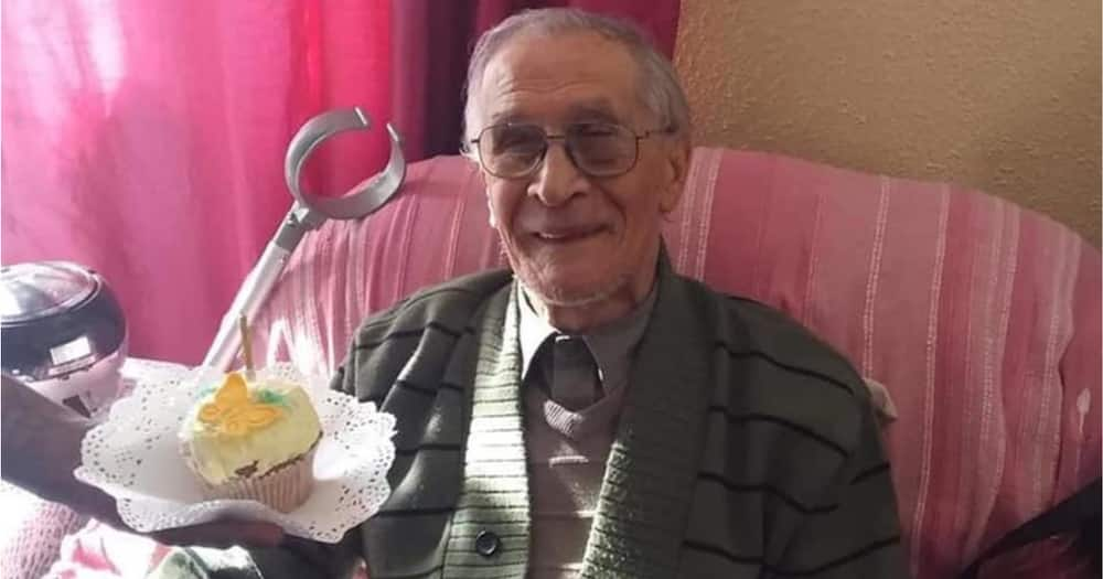 Local Covid-19 survivor celebrates 92nd birthday and Mzansi joined in
