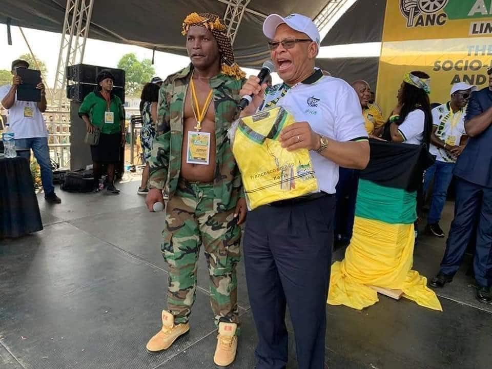 Benny Mayengani bio 2020